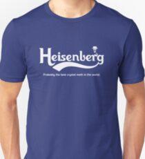 Heisenberg Meth Unisex T-Shirt