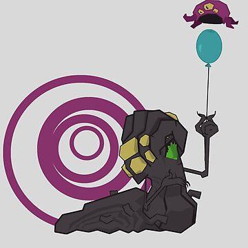 "Symbiote. Not ""Bug Hat"". by yiska"