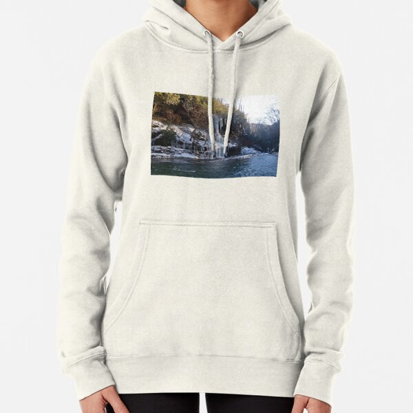 Down River  Pullover Hoodie