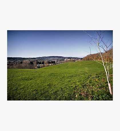 Devon Hills Photographic Print