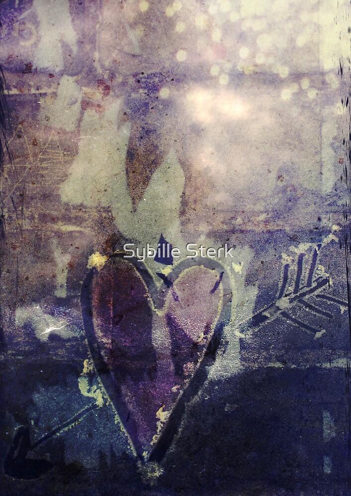 Icy Heart II by Sybille Sterk