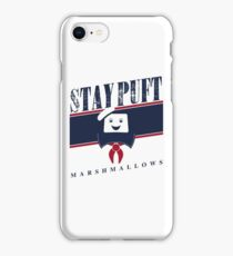 Stay Puft Marshmallows iPhone Case/Skin