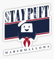 Stay Puft Marshmallows Sticker