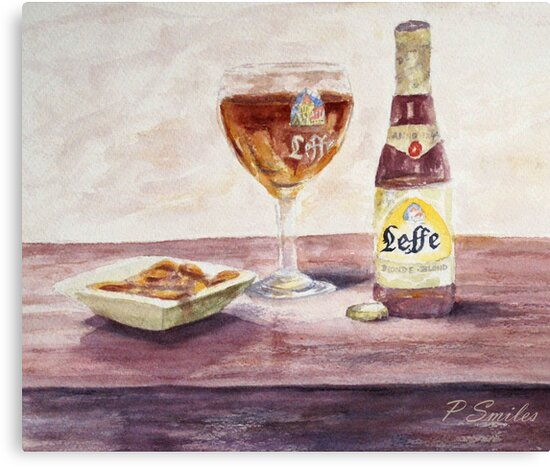 Leffe Blonde by Patsy L Smiles