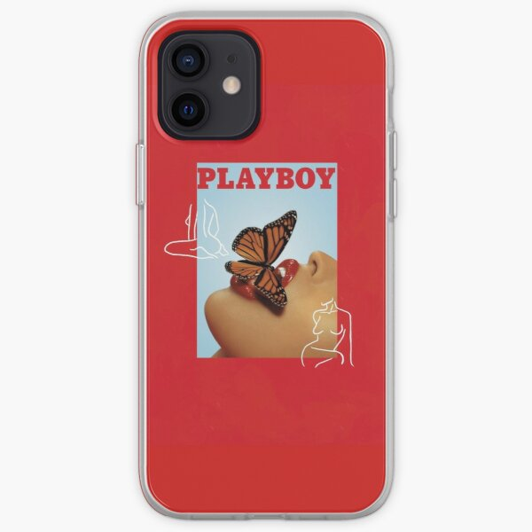 vintage playboy VI iPhone Soft Case