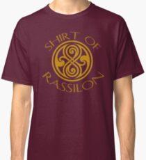 shirt of rassilon -gold Classic T-Shirt