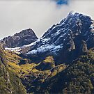 N.Z. Rugged Mountains 03 by Chris Cohen