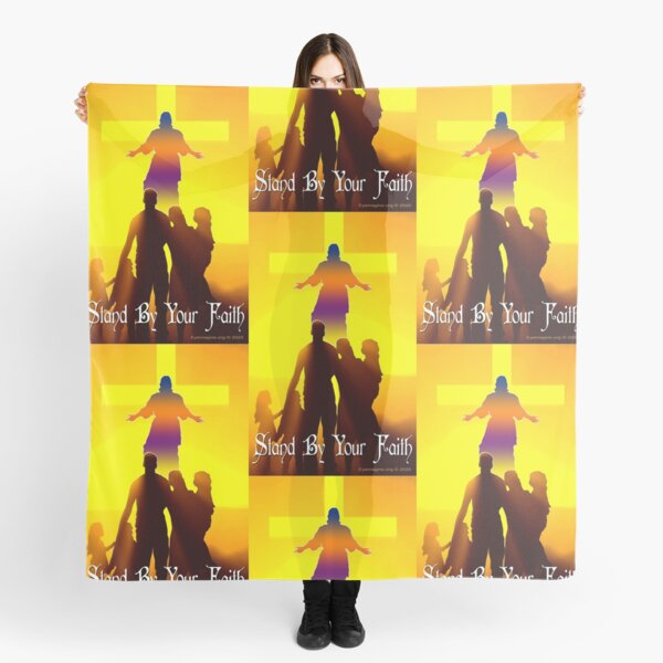 Stand By Your Faith Scarf