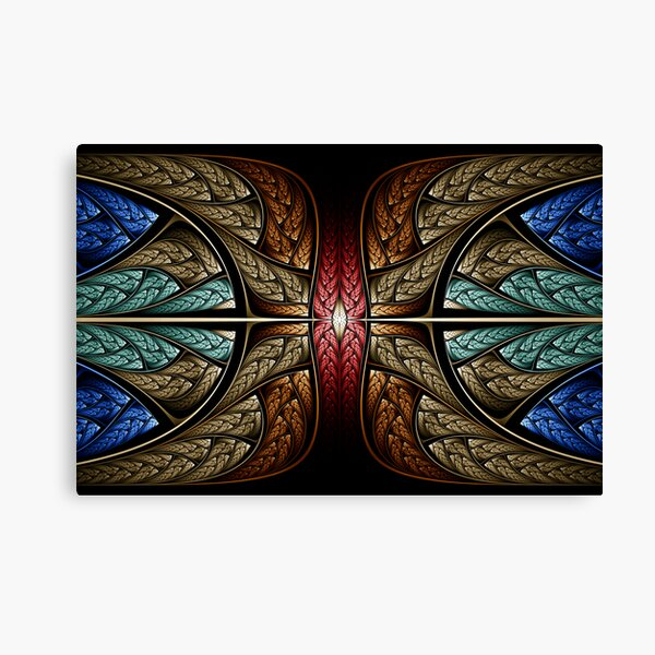 The Wings of Angels Canvas Print