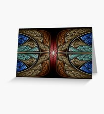 The Wings of Angels Greeting Card
