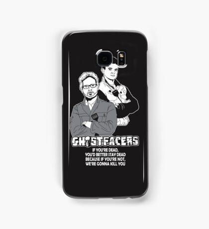 GhostFacers Samsung Galaxy Case/Skin