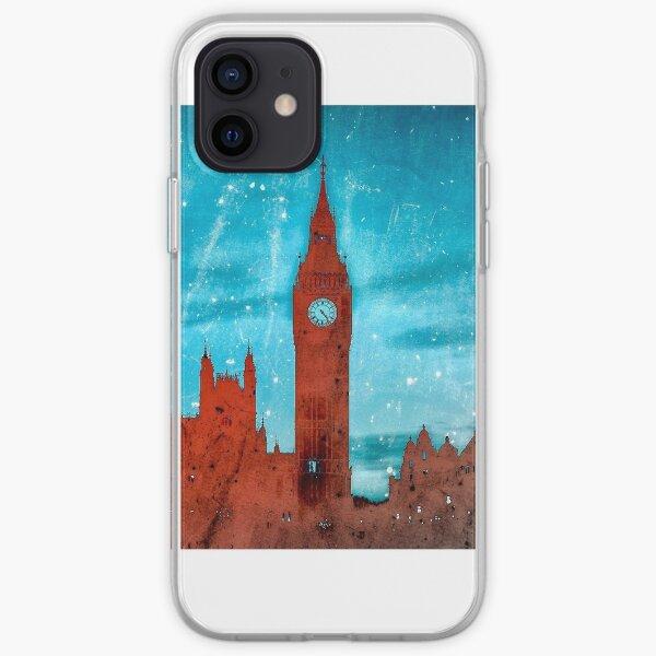London calling  iPhone Soft Case