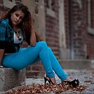 Fall in the city by mephotography