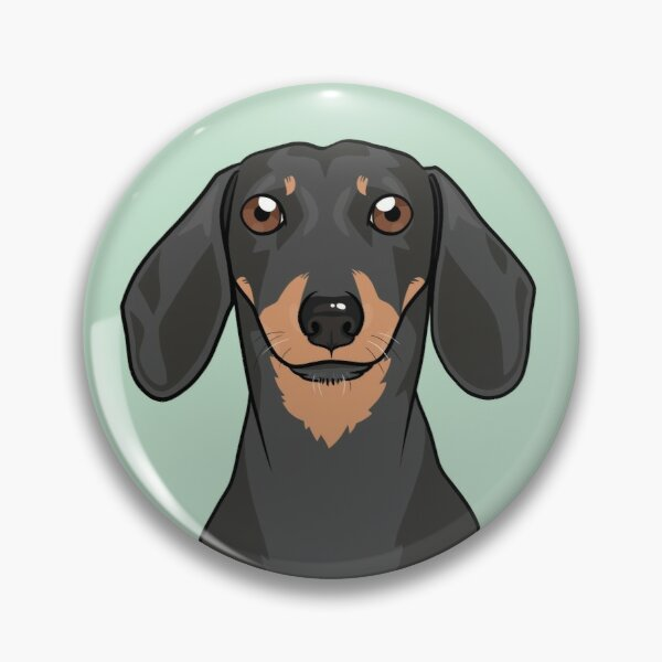 Dachshund dog / Daschund / Dachshund dog Pin