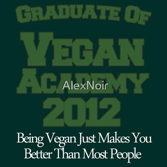 TShirtGifter presents: Scott Pilgrim - Vegan Academy Graduation Shirt