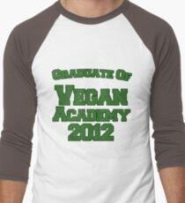 Scott Pilgrim - Vegan Academy Graduation Shirt Men's Baseball ¾ T-Shirt