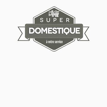 Super Domestique by Velocast