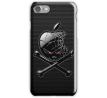 iPHONE APPLE SKULL2 iPhone Case/Skin