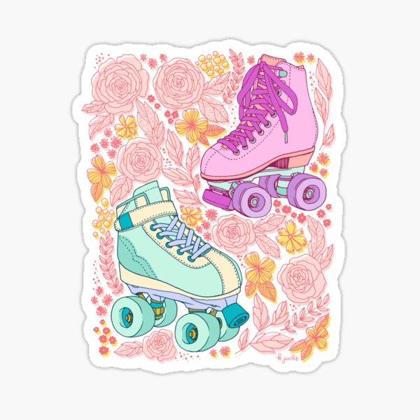ROLLER GARDEN Sticker