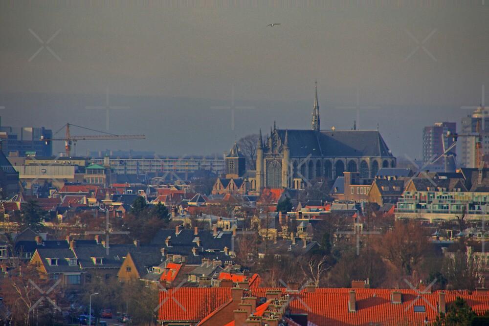 Hooglandse Kerk by Tom Gomez