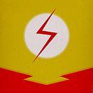 Kid Flash by glower
