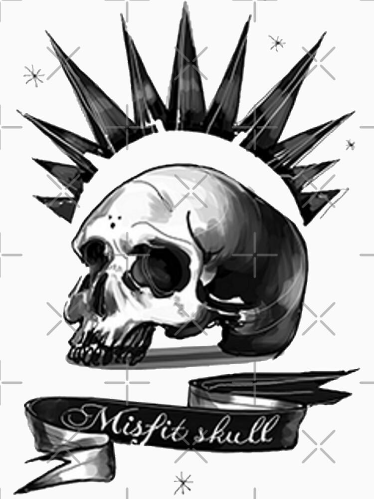 Mistic Skull  by AmyMor