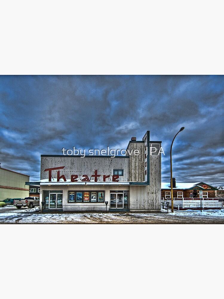 Theatre of the North by tobysnelgrove