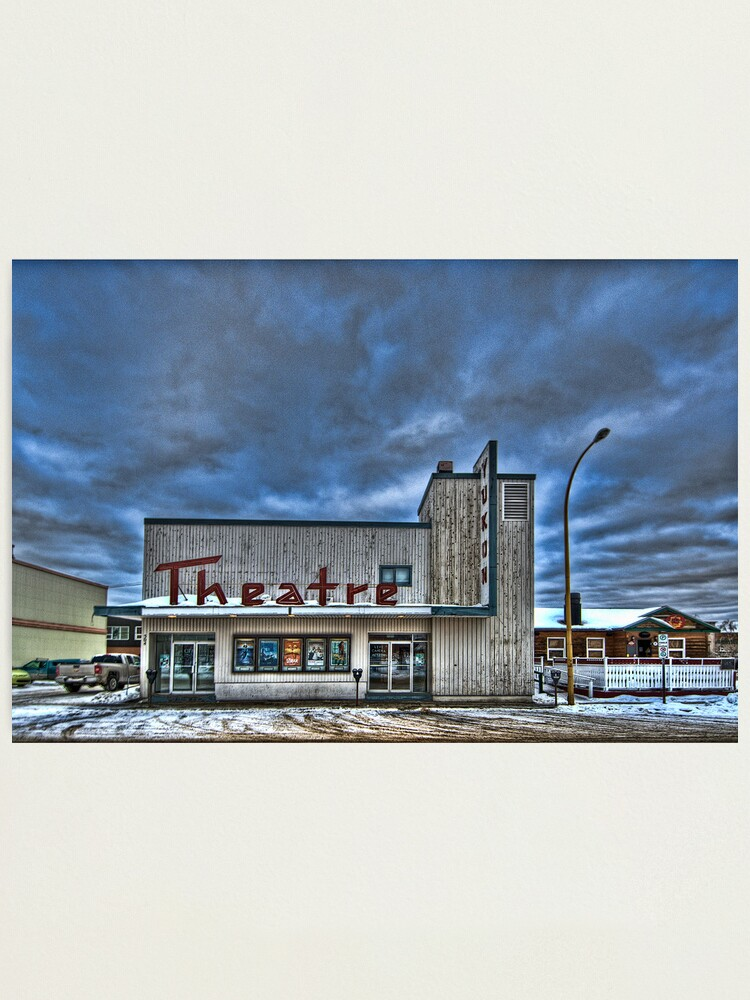 Alternate view of Theatre of the North Photographic Print