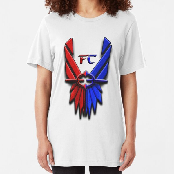 Classic FC Logo Slim Fit T-Shirt