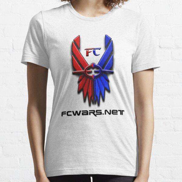 Classic FC Logo w/ Site URL Essential T-Shirt