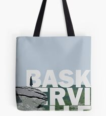 The Hound of the Baskerville Tote Bag