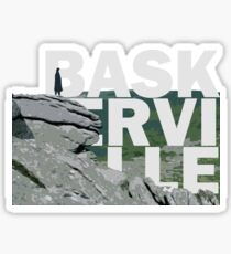 The Hound of the Baskerville Sticker