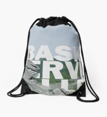 The Hound of the Baskerville Drawstring Bag