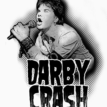 Darby Crash by thebeatter