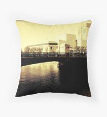 Milwaukee © Throw Pillow