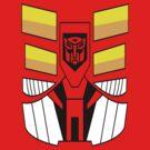 Hide the Transformer Inside: Metalhawk by Fishbug