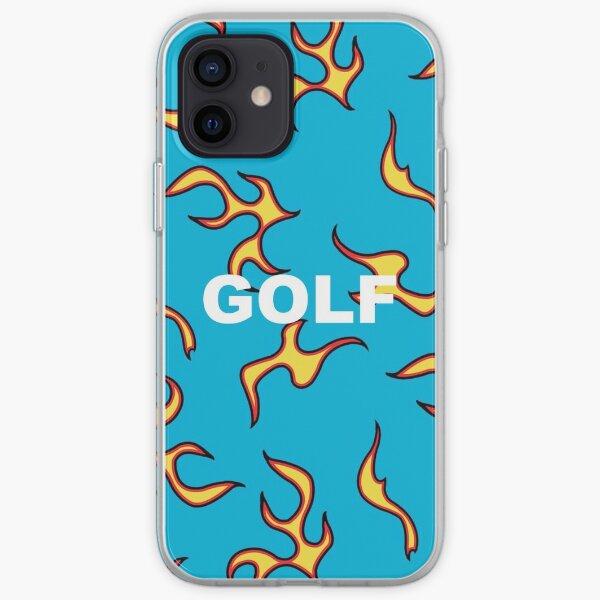 GolfWang Flame Phone Case iPhone Soft Case