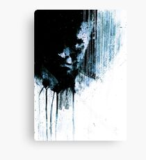 The Visitor #3 Canvas Print