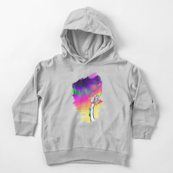 Rick Wisdom Toddler Pullover Hoodie