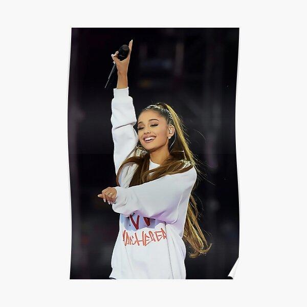Best Pop Music Women Poster Performance Top Grand Art Print  Poster