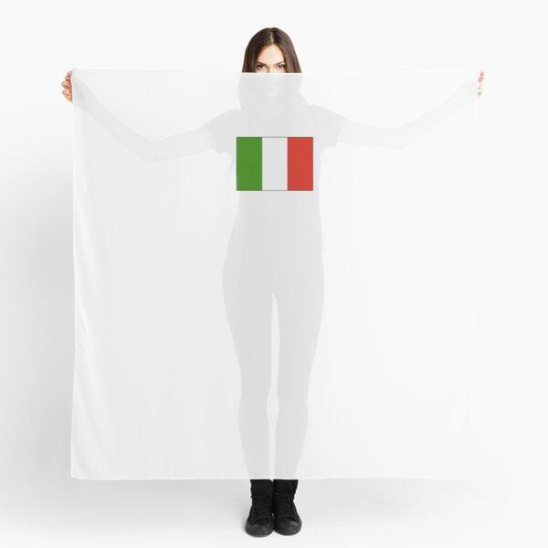 Italian Flag Layer Scarf - Anthony Satori -  Scarf