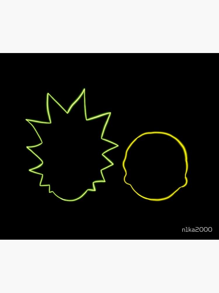 Rick and Morty by n1ka2000