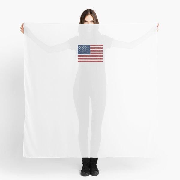 American Flag Layer Scarf - Anthony Satori -  Scarf