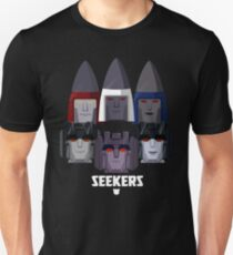 "Transformers - ""Seekers (Group)"" Unisex T-Shirt"