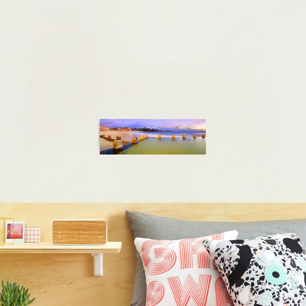 Coogee Beach Baths, New South Wales, Australia Photographic Print