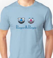 Roger & Bryce - Plain Tee Light T-Shirt