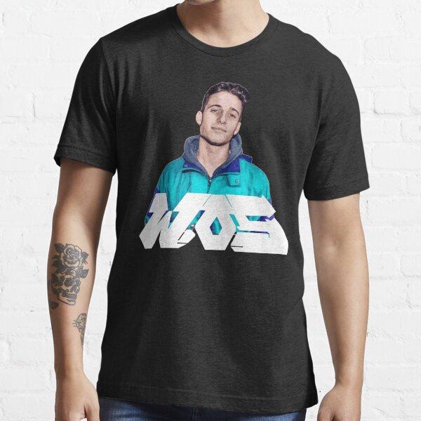 WOS MC - Retrato - WOS FMS  Camiseta esencial