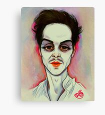 Andrew Scott: Mwah Canvas Print