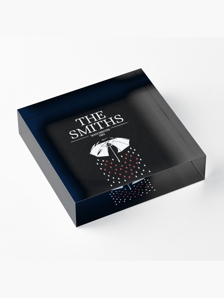 Alternate view of The Smith Uk Merch Acrylic Block