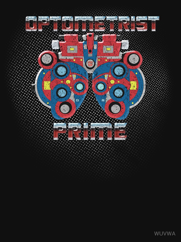 Optometrist Prime | Unisex T-Shirt